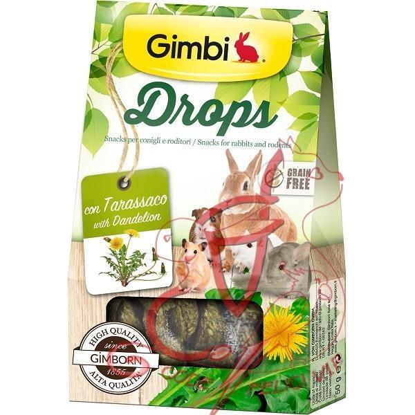 Gimborn Grain Free - Gimbi Drops con Tarassaco