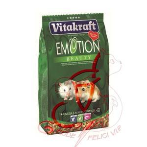 Vitakraft Emotion Beauty Criceti Nani - Scadenza Breve