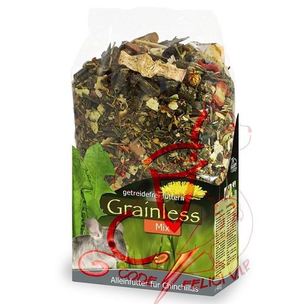 Jr Farm Grainless Mix Cincillà