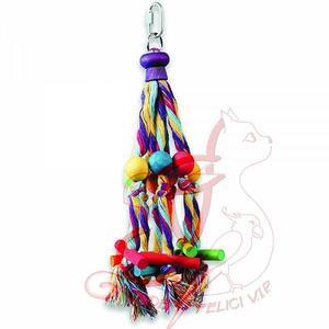 Happy Pet Octopus Bird Toy