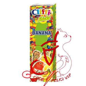 Cliffi Sticks Canarini Banana