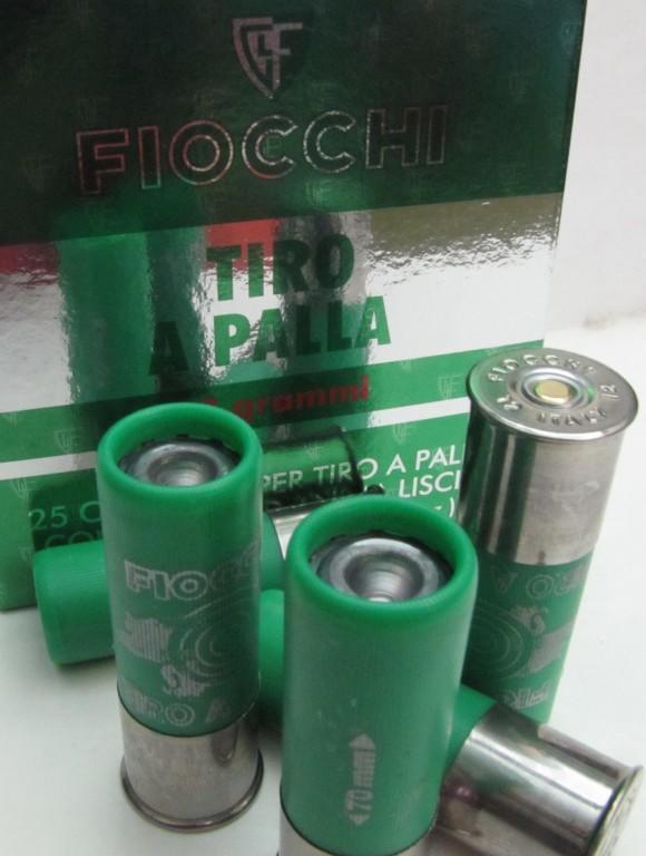 FIOCCHI TIRO A PALLA 28 GR