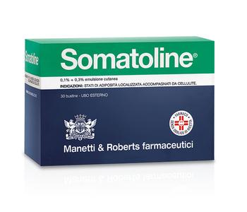 Somatoline® 0,1% + 0,3% Emulsione cutanea