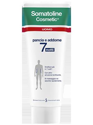 Somatoline Cosmetic Pancia e Addome 7 Notti UOMO