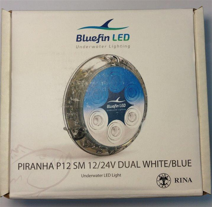 Led Subacqueo Piranha P24 Faro Subacqueo ad elevata luminosità di Bluefin LED - Offerta di Mondo Nautica 24