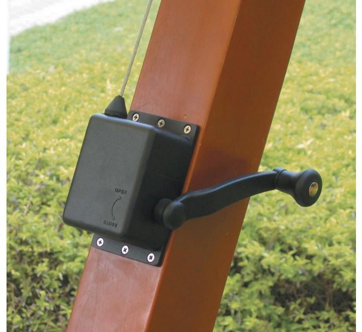 Ricambio universale per ombrelloni Carrucola Argano con manopola