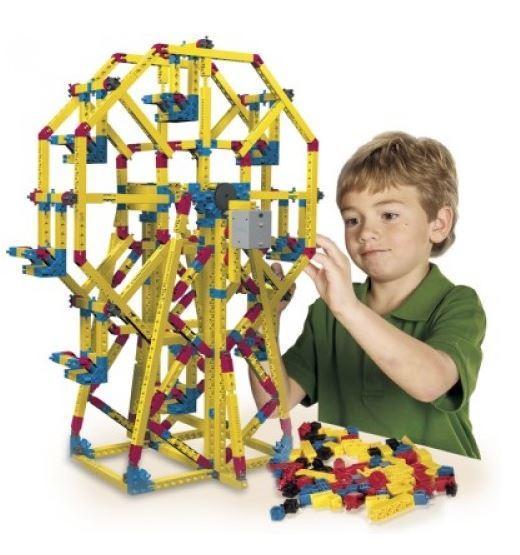 """Costruzioni da 890 pezzi Mega Structures """"Ferris Wheel"""" Ruota Panoramica di Engino"""