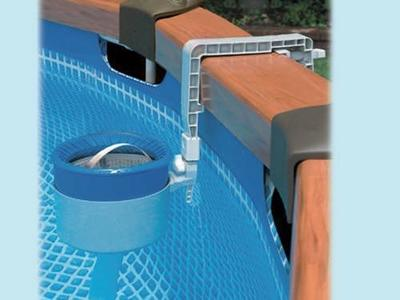 Ricambio gancio skimmer per piscina sequoia INTEX 11153