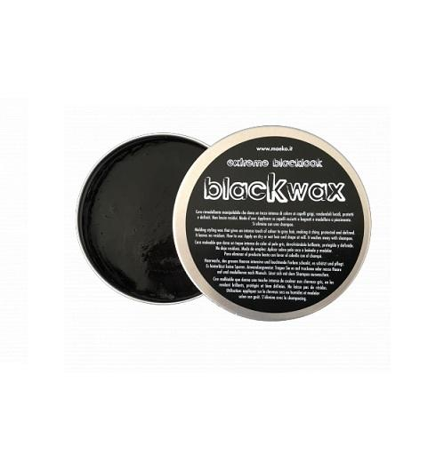 MAEKO' - BLACK WAX - CERA NERA - 100ML