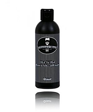 BIACRE' - BLACK GEL FLUID - HIPSTER - BARBA E CAPELLI 200Ml
