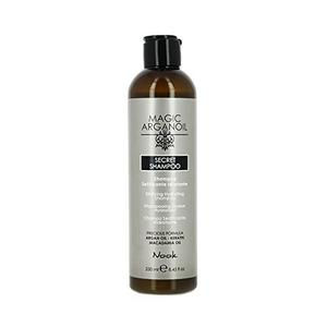 NOOK - SHAMPOO ARGAN OIL - SETIFICANTE IDRATANTE - ML250