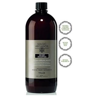 NOOK - SHAMPOO ARGAN OIL - SETIFICANTE IDRATANTE - ML1000
