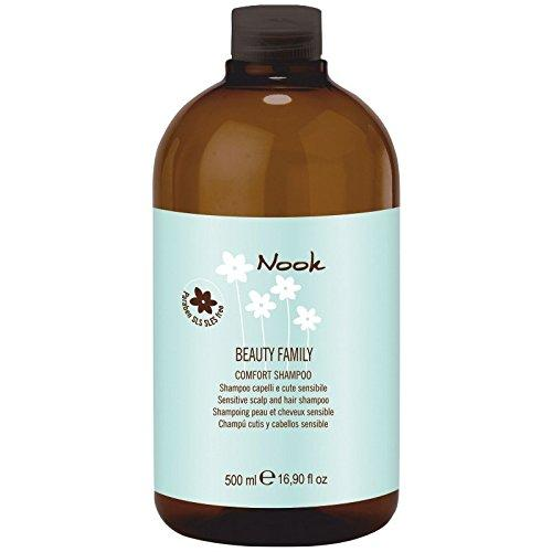 NOOK - SHAMPOO CUTE SENSIBILE - COMFORT - 500ML
