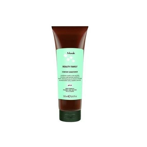 NOOK - MASCHERA CUTE SENSIBILE - COMFORT CONDITIONER - 250ML