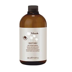 NOOK - SHAMPOO CAPELLI SECCHI - MILK SUBLIME - 500ML