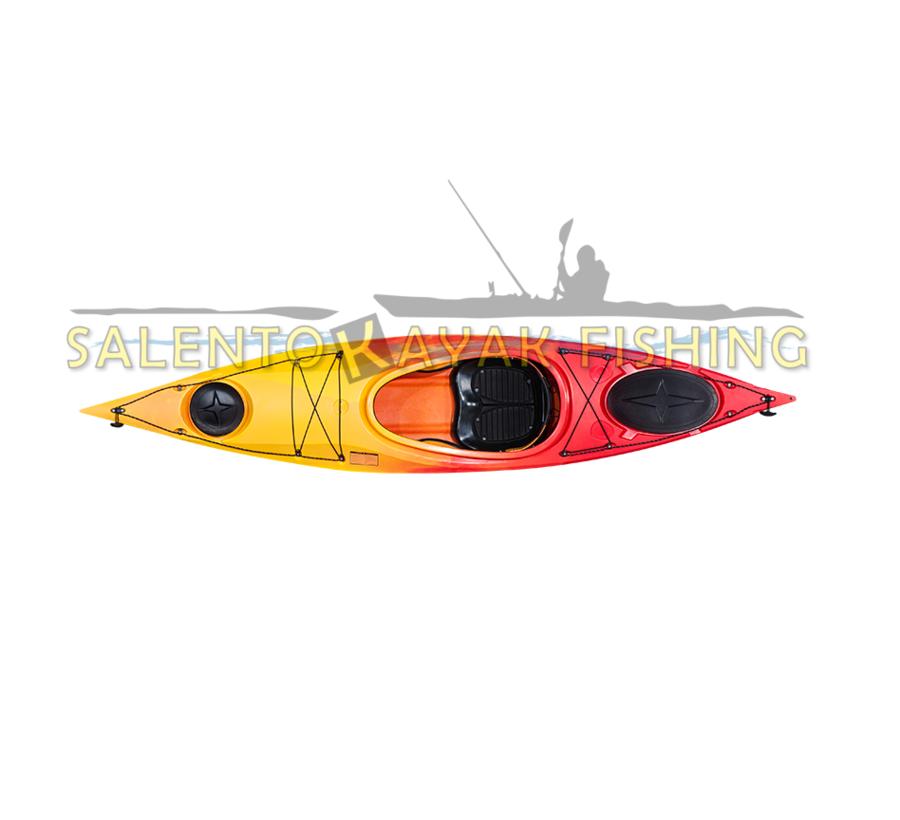 SKF Turismo 11 - Kayak da turismo - 330 cm - completo accessori