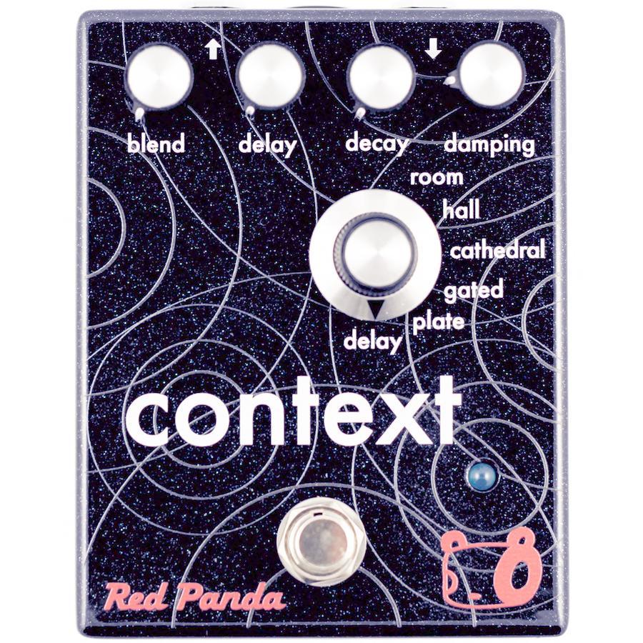 Context Reverb - Red Panda