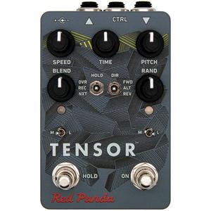 Tensor Time Warp - Red Panda