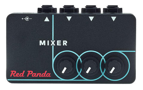 Bit Mixer - Red Panda