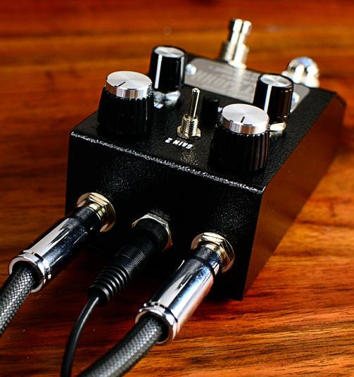 Fuze Distortion/Fuzz - Pettyjohn Electronics