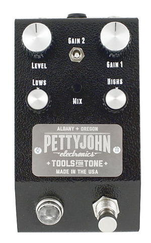 Fuze Distortion/Fuzz - Pettyjohn Electronics