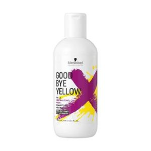 SCHWARZKOPF - SHAMPOO ANTIGIALLO - GOODBYE YELLOW - 300ML