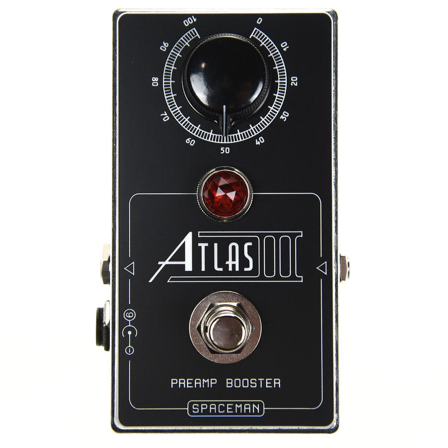 Atlas III Preamp/Booster - Spaceman Effects