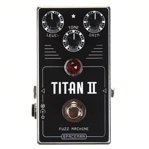 Titan II Fuzz Machine - Spaceman Effects