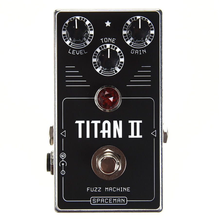 Titan II Fuzz Machine - Spaceman Effects