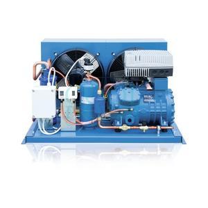 Serie La Blu Bi Stadio (Compressori S, V e Z) Unità Condensatrice ad Aria