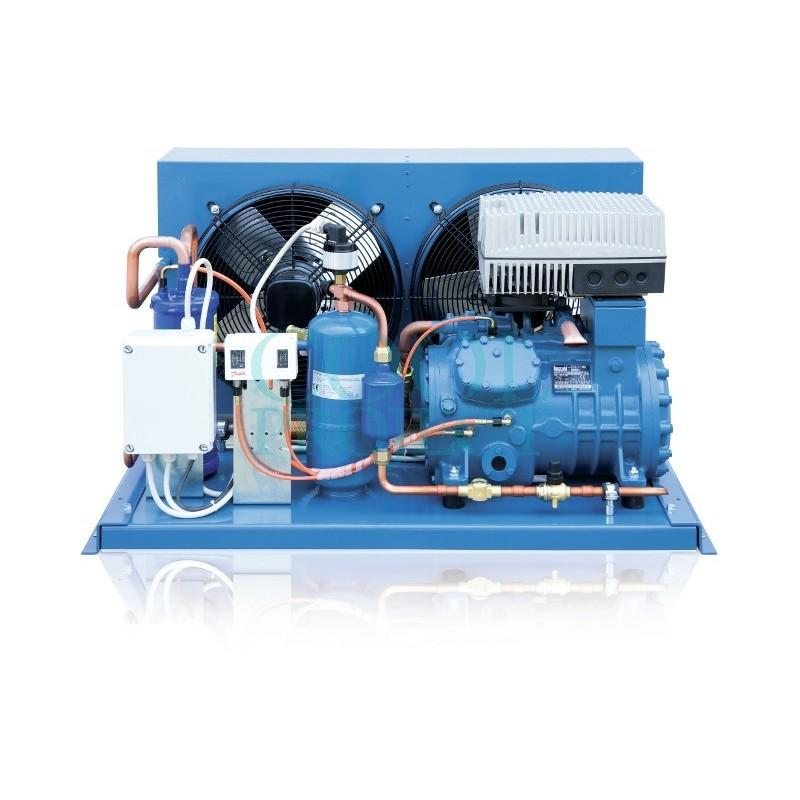 La Blu Series 2 Stages (S, V and Z Compressor) Air Cooled Condensing Unit
