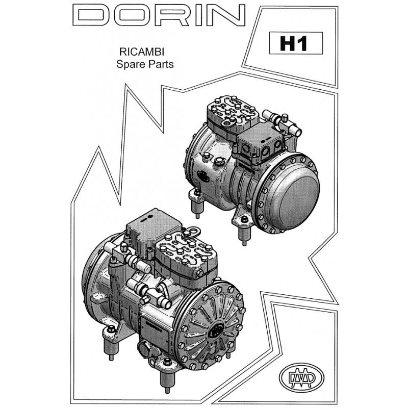 Spare Parts Dorin H1