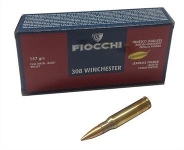 CARTUCCE FIOCCHI 308 WINCHESTER