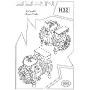 Spare Parts Dorin H32