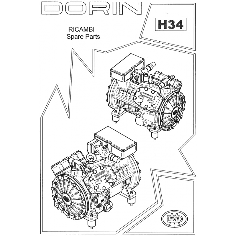Spare Parts Dorin H34