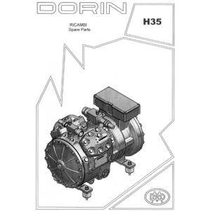 Spare Parts Dorin H35