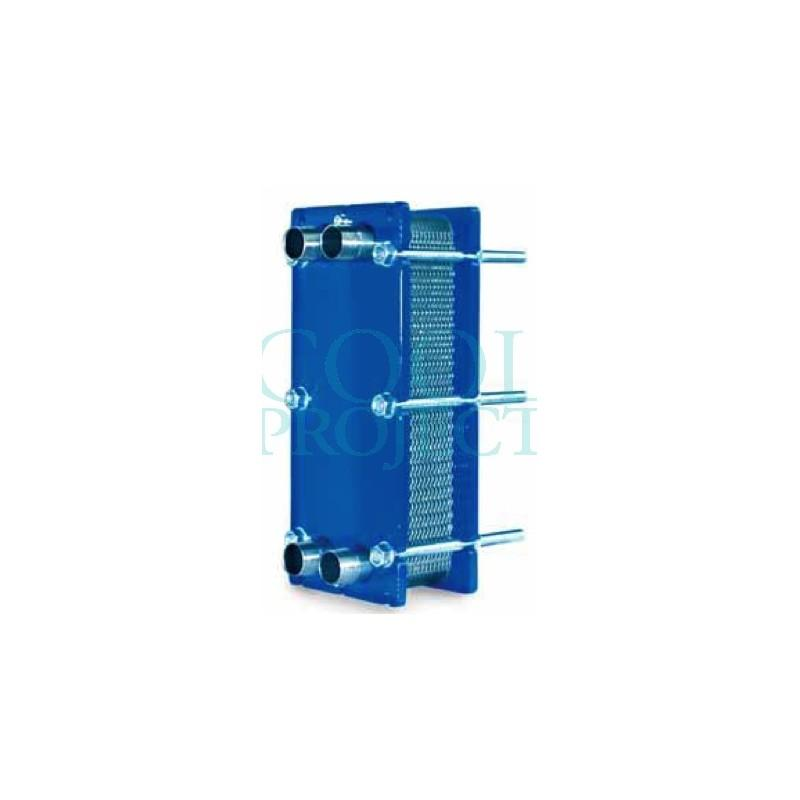 PHE K080 NBR Heat Exchanger Fiorini Industries