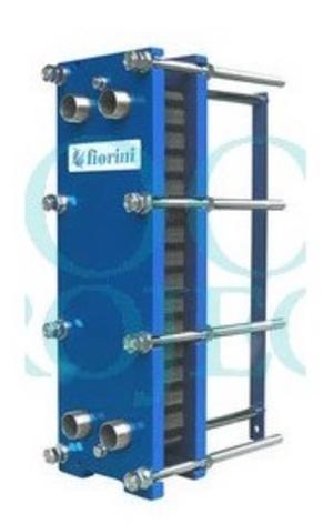 PHE F022 NBR Heat Exchanger Fiorini Industries