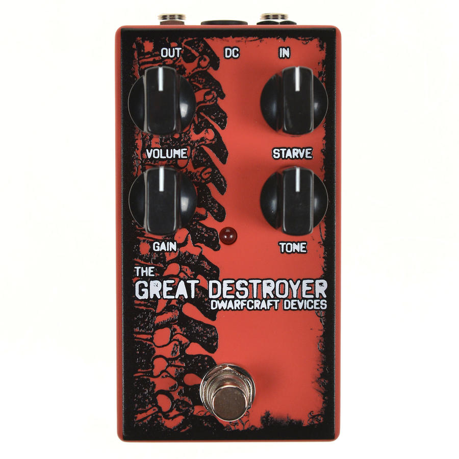 The Great Destroyer - Dwarfcraft Devices