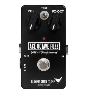 Ace Octave Fuzz - Wren and Cuff