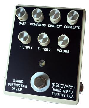 Sound Destruction Device v3 - Recovery Effects