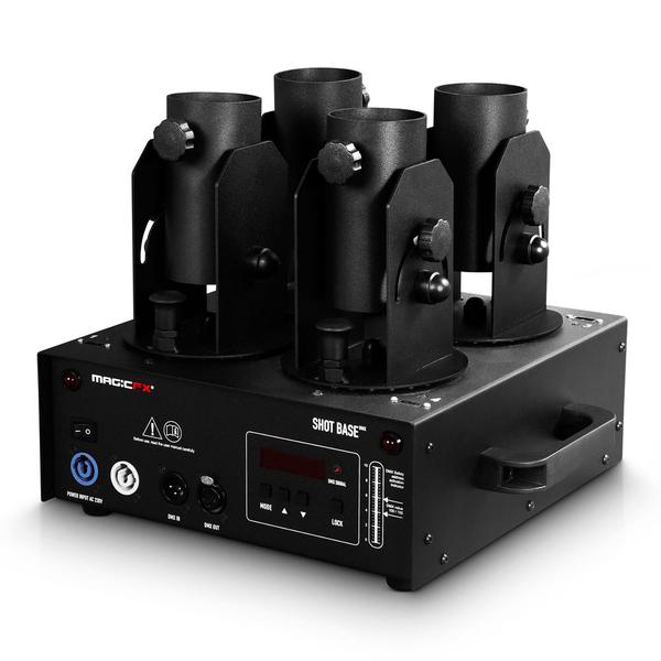 Magic Fx MFX0350 - Macchina Spara Confetti Streamer DMX