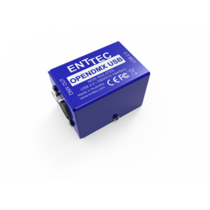 EntTec Open DMX USB - Interfaccia luci DMX