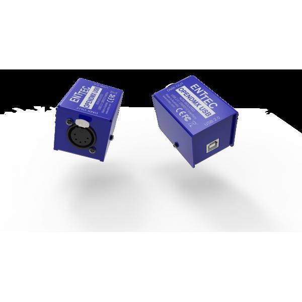 EntTec Open DMX USB - Interfaccia luci DMX