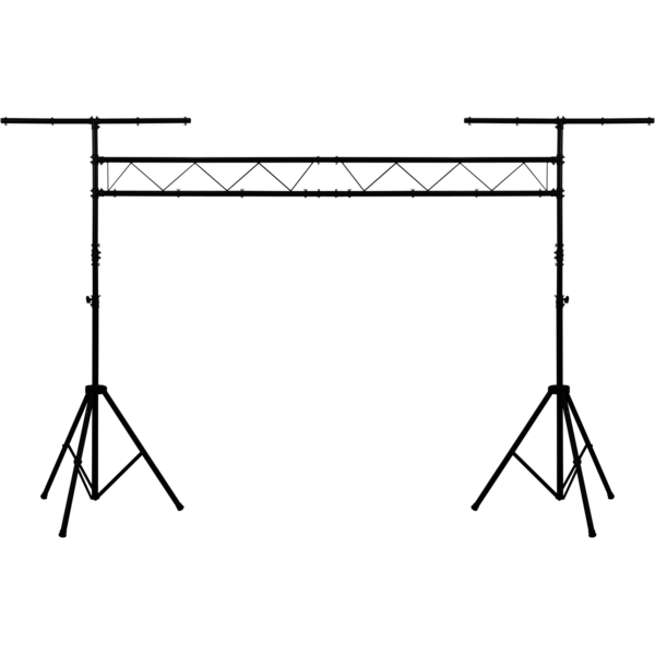 ProAudio LS32K - Stativo per effetti luci doppio
