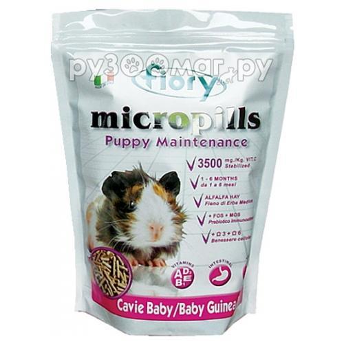 Micropills Puppy Guinea Pig