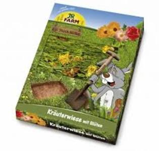 Jr Farm Prato alle Erbe con fiori - Back To Instinct • Active Carpet