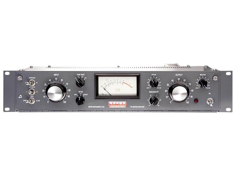 176 Limiting Amplifier - Retro Instruments