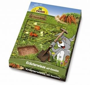 Jr Farm Prato alle Erbe di Campo con Verdure - Back To Instinct • Active Carpet