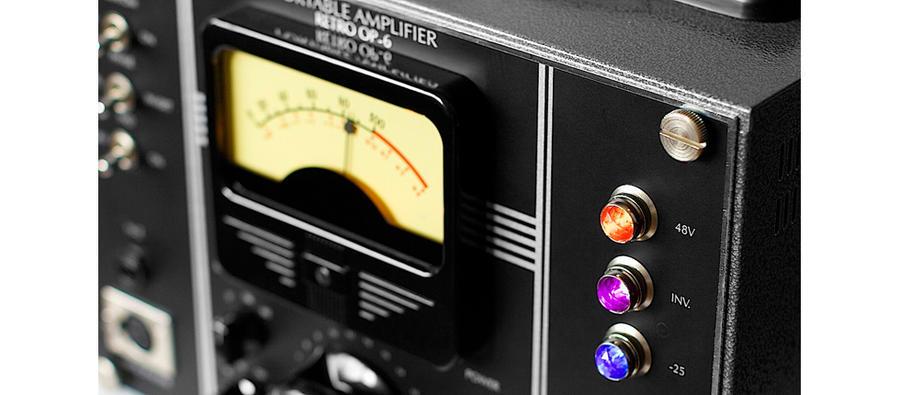 OP-6 - Retro Instruments